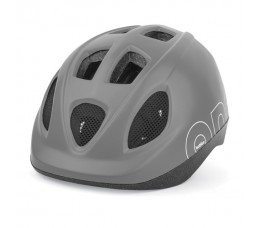 Bobike Helm Kind One S (52-56cm) Urban Grey