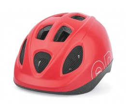 Bobike Bobike Helm One S Strawberry Red (52-56)