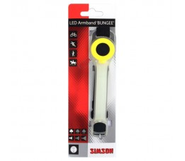 Simson Lamp Armband Led Bungee Incl. 2x Cr2032 020719