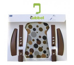 Qibbel Duod Widek  Stylingset A Luxe Dots Brown