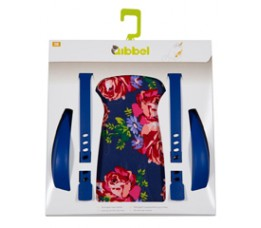 Qibbel Duo Qibbel Stylingset Luxe Achterzitje Blossom Blue