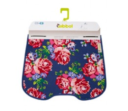 Qibbel Windscherm Qibbel Stylingset Blossom Blue
