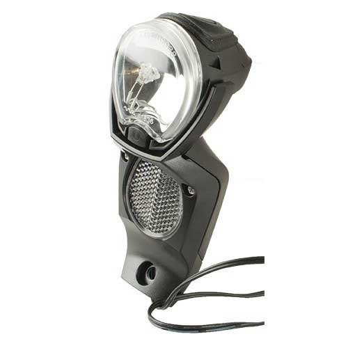 Gazelle Koplamp Light Vision V/2 Naafdynamo Halogeen Gazelle
