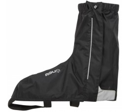 Agu Bike Boots Reflection Kort Zwart Xl