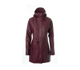 Agu Parka Dames Silda Wine Red S